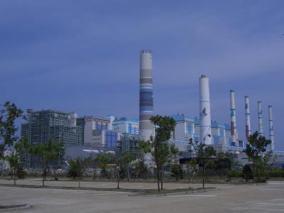 3000 MW coal-fired power plant in Korea