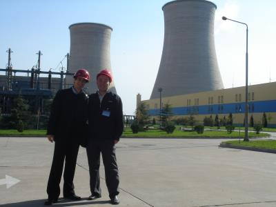 Flowtech is Active in the SCR Unit Design of a Coal-Fired Power Plant in China